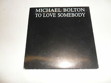 Cd    Michael Bolton - To love Somebody