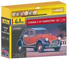 Heller Hell50766 HC - Citroen 2 CV Charleston 1/24