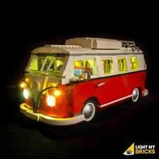 LIGHT MY BRICKS - LED Light Kit for LEGO Volkswagen T1 Camper Van 10220 set -NEW