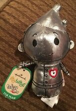 Hallmark Itty Bitty 2014 Plush Tin Man The Wizard Of Oz Brand New Adult Owned