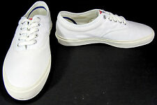 Converse Shoes All Star Canvas Ox White Sneakers Men 8 Womens 9.5