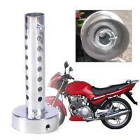60mm Motorrad Auspuff Schalldämpfer Baffle DB Killer Lang=140mm Exhaust Muffler