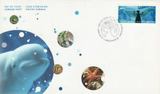 CANADA #2157 51¢ VANCOUVER AQUARIUM FIRST DAY COVER