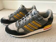 Adidas ZX750 Originals Grey/Yellow UK: 9.5