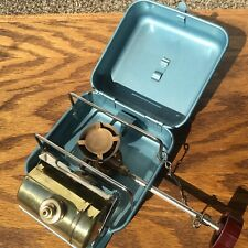 Primus Optimus 8R Stove Vintage Collectable Camp Stove with Box & Instructions