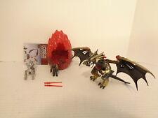 2011 Mega Bloks Dragons Universe #95237 Chaos Orzorus Building Set Complete