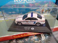 IXO 1/43 Police Luxembourg  BMW 530 DE  2001 Polizia Polizei Polis CAR