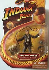 "Indiana Jones Action Figure of INDIANA JONES With Crystal Skull 3.75"" Tall"