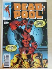 "Deadpool Issue 26 ""First Print"" - 1999"