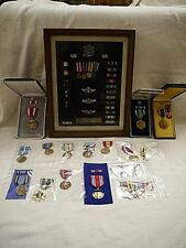 Army medal collection