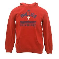 Youth Size Philadelphia Phillies Official Adidas MLB Sweatshirt  New With Tags