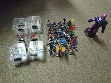 heroclix lot of uniques limited rare and sentinel