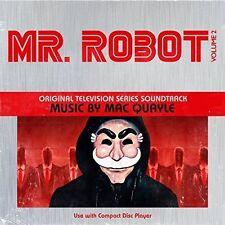 MAC QUAYLE - MR. ROBOT, VOL. 2 [ORIGINAL TELEVISION SERIES SOUNDTRACK] USED - VE