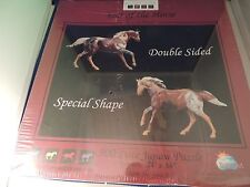 New Year of the Horse Trail Painted Ponies Sealed Jigsaw Puzzle 900 pc. Musil