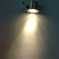 1/3W Mini Led Cabinet Downlight Recessed Spot light Driver Ceiling Lamp Mounted