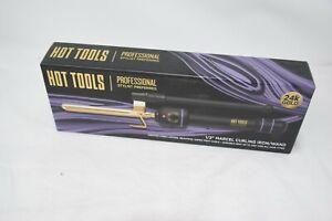 "Hot Tools Professional 1/2"" Gold Marcel Hair Curling Iron 1107 - Salon Beauty"