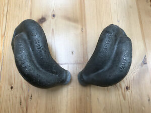 Pair of OEM Type 1 Aircooled VW 1600cc Twin Port Inlet Manifold Ends USED