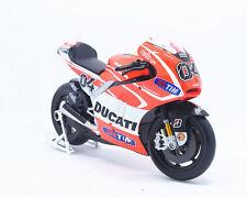 Maisto 1:10 Ducati Desmosedici MotoGP Motorcycle Andrea Dovizioso New No Box