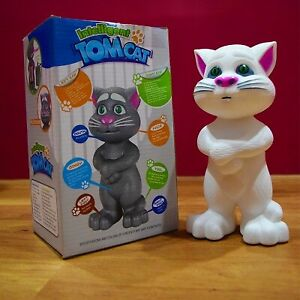 Talking Tom Cat Female Cat Talk Back Toy For Kids Fun TOY Gifts For Children