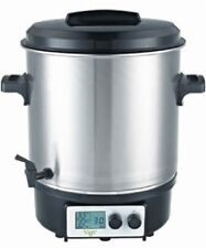 Vigo Pasteuriser Stainless Steel Digital. Brand new and boxed.