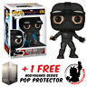 FUNKO POP SPIDER-MAN FAR FROM HOME SPIDER-MAN STEALTH SUIT GOGGLES UP EXCLUSIVE