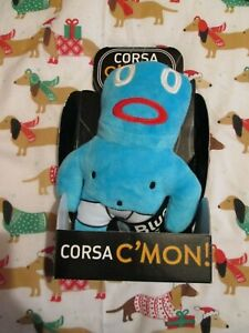 "Vauxhall Corsa ""Blue"" Cuddly Toy"