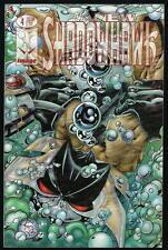 THE NEW SHADOWHAWK US IMAGE COMIC VOL.1 # 4/'95