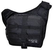 Rokinon Aktiv Pak AP80AW Digital SLR Camera Messenger Shoulder Bag - New!