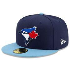 Toronto Blue Jays Navy альтернативный 4 подлинный, коллекция для поля 59 Fifty шапка