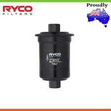 New * Ryco * Fuel Filter For TOYOTA SOARER JZZ30 2.5L 6Cyl 5/1991 -12/2000
