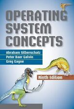 Operating System Concepts by Silberschatz 9th International Soft Ed Same Book