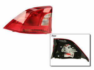 For 2011-2017 Volvo S60 Tail Light Assembly Left Outer 27918WC 2012 2013 2014