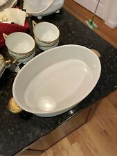 Georges Briard Coquille D'Or Ovenware Gold Round Casserole Dish