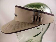 Oakley Very RARE Golf Tee Visor Khaki Fits All Stretch Fit Last Few