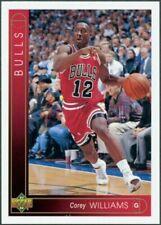 Cartes de basketball, saison 1993 NBA