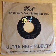 Pat Boone 45 Remember You're Mine / There's A Goldmine In The Sky