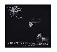 Darkthrone A Blaze In The Northern Sky Woven Patch Official Merchandise
