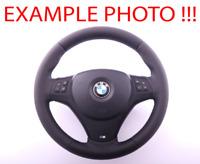 BMW 1 3 E81 E82 E87 E88 E90 E91 E92 E93 M Sportlenkrad Neues Leder 3 Farben dick