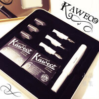 Kaweco Skyline Sport Calligraphy Fountain Pen Set 4 nibs 1.1, 1.5, 1.9, 2.3 mm