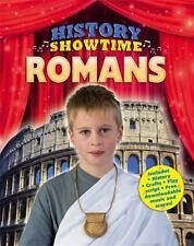 HISTORY SHOWTIME ROMANS - PHIPPS, LIZA/ THOMPSON, AVRIL - NEW PAPERBACK BOOK