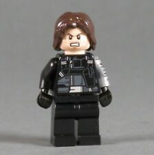 LEGO® Marvel Super Heroes™ Figur Winter Soldier Minifigur sh257 76047 Panther