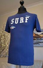 Fat Face Mens Crew Neck Tee T-Shirt Top SS Surf Navy Blue Sz. Small Brand New