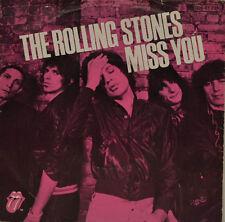 "ROLLING STONES Miss You -faraway Eyes EMI 006-61201 7 "" (j99r)"