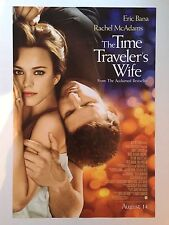 THE TIME TRAVELER'S WIFE 11.5x17 PROMO MOVIE POSTER