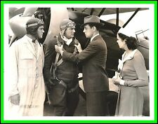 "PATRICIA FARR, MAURICE MURPHY & WALTER MILLER in ""Tailspin Tommy"" Original 1934"