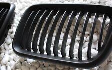 calandre pour BMW E36 CABRIOLET Coupé Compact 96-99 facelift noir mat