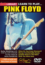 Jamie Humphries Learn Pink Floyd Guitar Techniques Lick Library 2 DVD SET NEW!