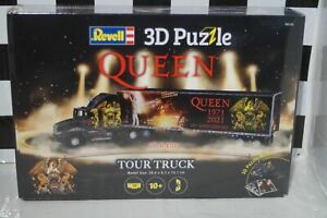 Revell 3d Puzzle Queen F.Mercury 50yr Anniversary 586mm Long 00230