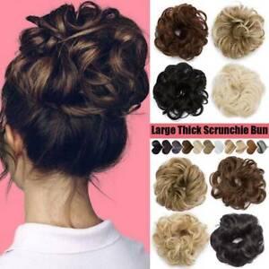 Dick Dutt Haargummi Haarverlängerung Extension Haarknoten Haarschmuck Haarteil