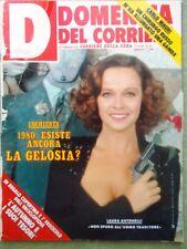 La Domenica del Corriere 25 Ottobre 1980 Terremoto Algeria Tobagi Don Orione BR